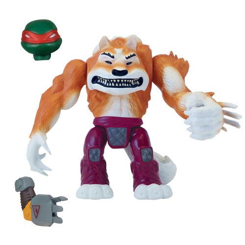 Dogpound Figure TMNT Teenage Mutant Ninja Turtles Shredder/'s Top Dog