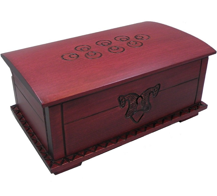 Chest Trick Secret Wooden Puzzle Box by Winshare Puzzles and Games