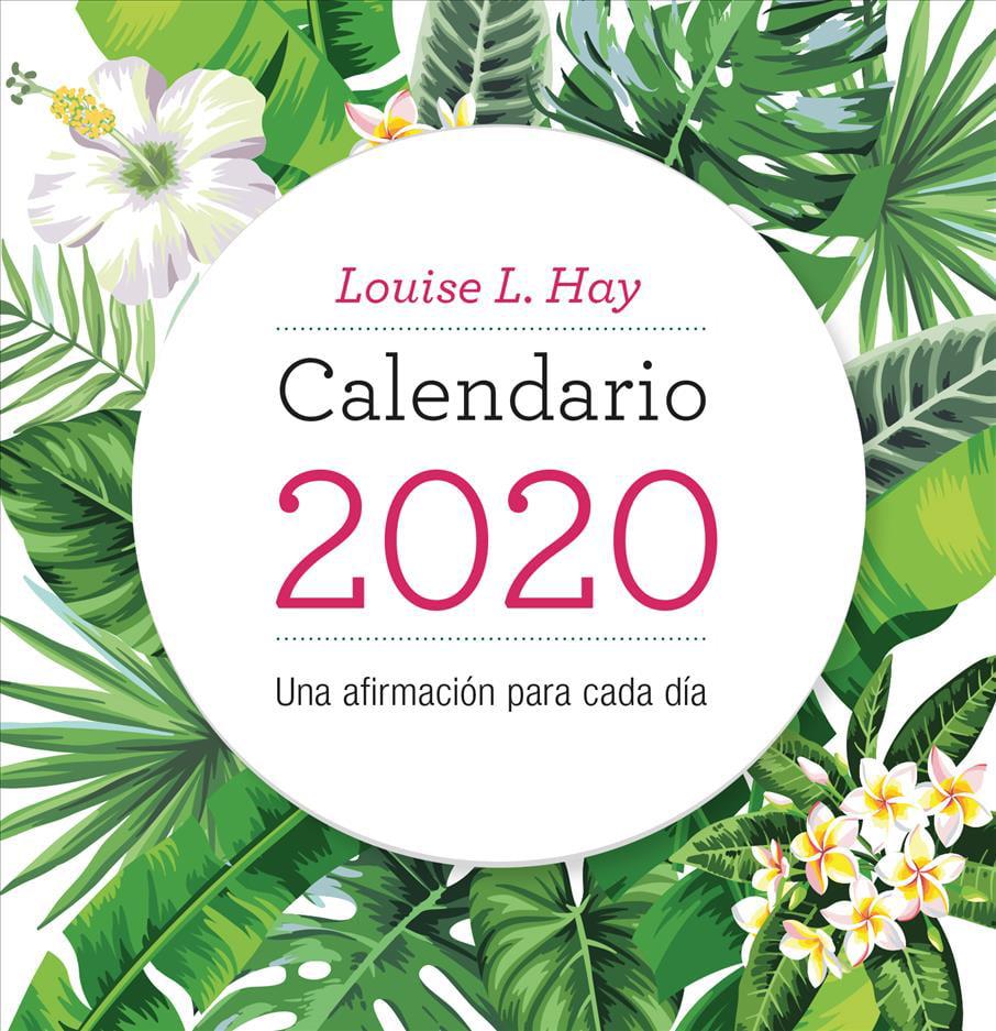 Calendario Louise Hay 2020 - Walmart.com
