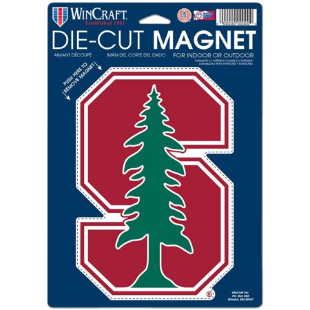 Car Magnets Shop (Stanford Cardinal WinCraft 6