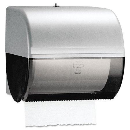 Kimberly-Clark Professional* Omni Roll Towel Dispenser, 10 1/2 x 10 x 10, (Kitchen Roll Holders 10 Of The Best)