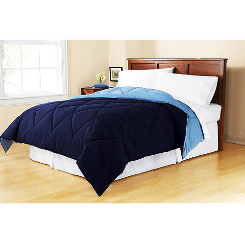 Mainstays Reversible Comforter Collection