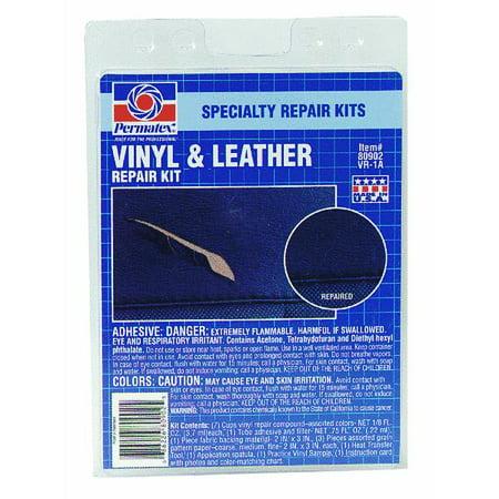Permatex Vinyl And Leather Repair Kit Walmart Com