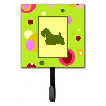Caroline's Treasures Sealyham Terrier Leash Holder and Wall Hook