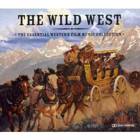 Film Music Collection (Wild West: Essential Western Film Music Collection (CD))