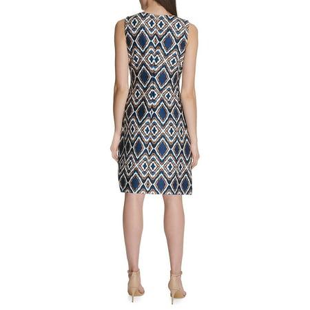 Best Tikat Scuba Shift Dress deal