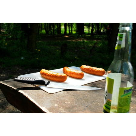 Canvas Print Eating Weekend Warsaw Cook Stretched Canvas 10 x 14
