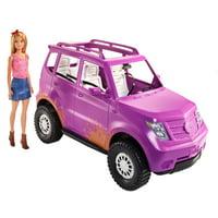 Barbie Sweet Orchard Farm Doll & SUV