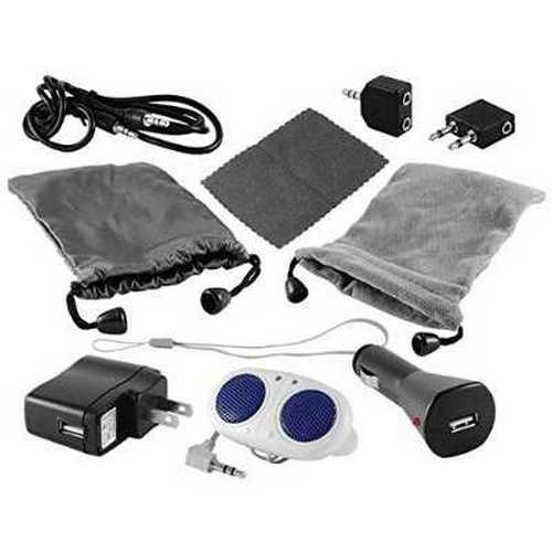 Refurbished Ematic 10 in 1 Universal Accessory Kit for any iPod or MP3 Player