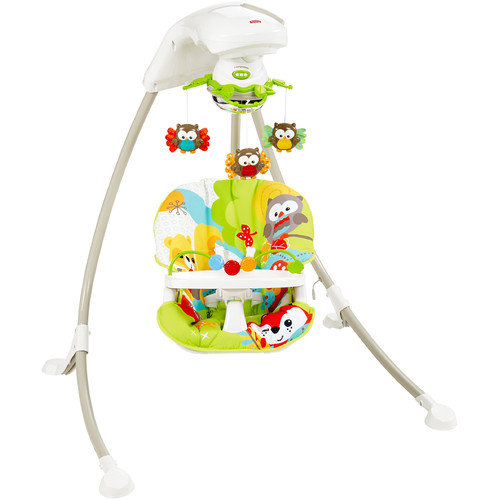 Fisher-Price Woodland Friends Swing Cradle
