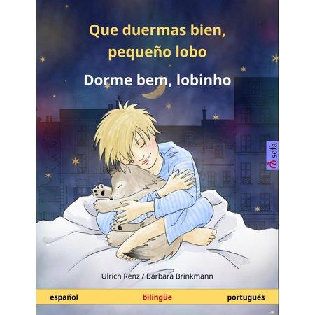 Que duermas bien, pequeño lobo – Dorme bem, lobinho (español – portugués). Libro infantil bilingüe, a partir de 2-4 años - eBook](Historias De Halloween Infantil)