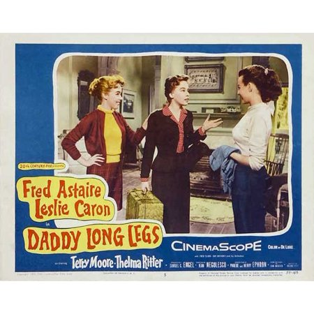 Daddy Long Legs - movie POSTER (Style F) (11