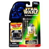 Star Wars Power of The Force Green Card Force Freeze Frame R2-D2 Figure