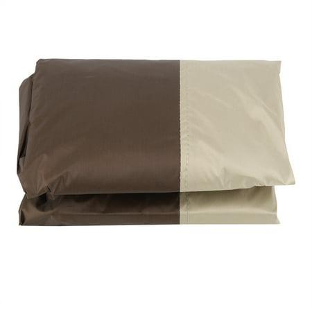 Hellan Waterproof Dust-proof Furniture Chair Sofa Cover Protection Garden Patio Outdoor, Waterproof Furniture Cover, Furniture Protection