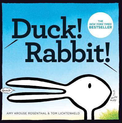 Duck Rabbit (Board Book)