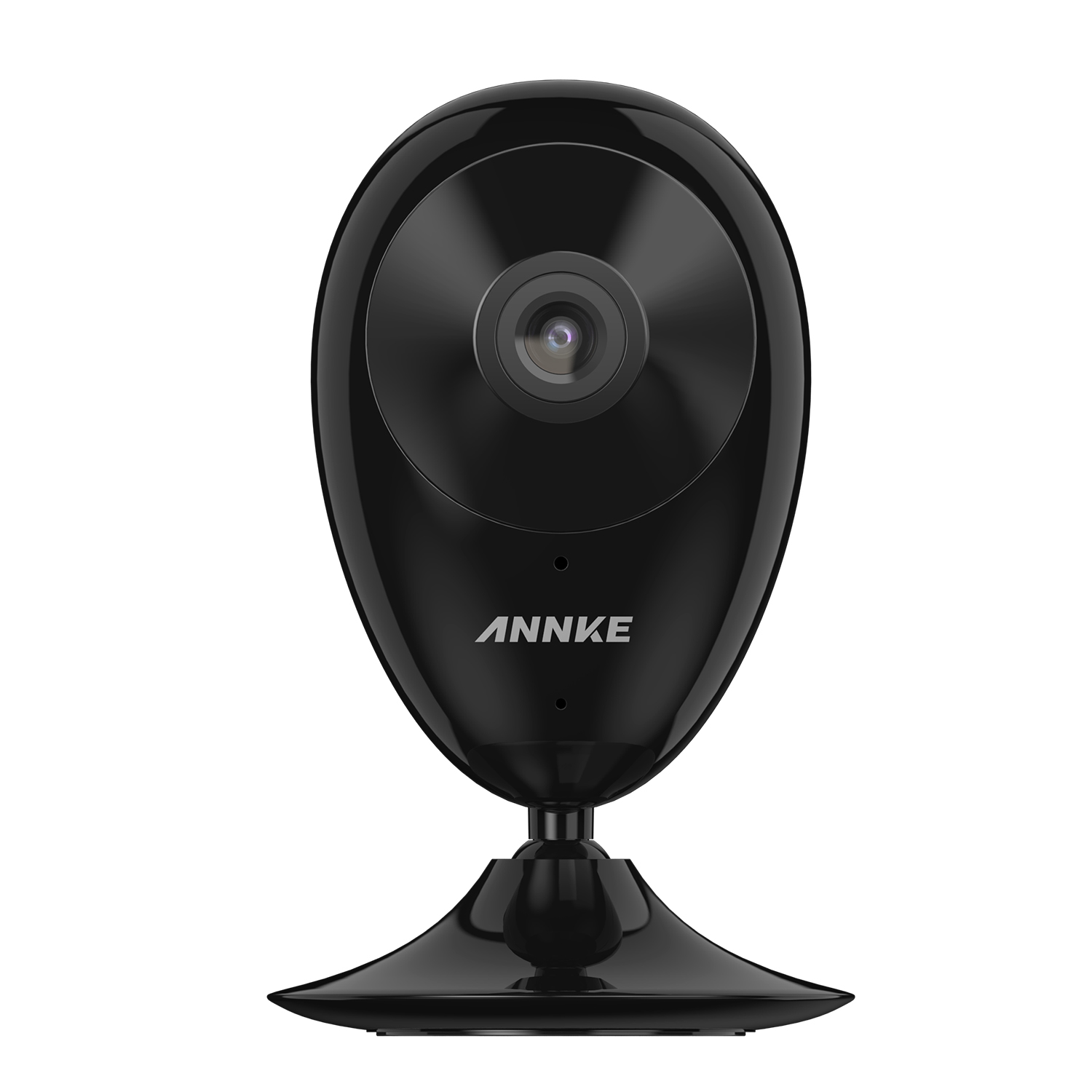 ANNKE HD 1080P WiFi Video Monitoring Security Wireless IP Camera with Pan/Tilt, Two-Way Audio, Plug & Play Setup, Optional Cloud Recording