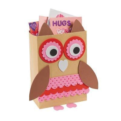 Valentines Crafts For Kids (IN-48/7612 Valentine Card Holder Craft)