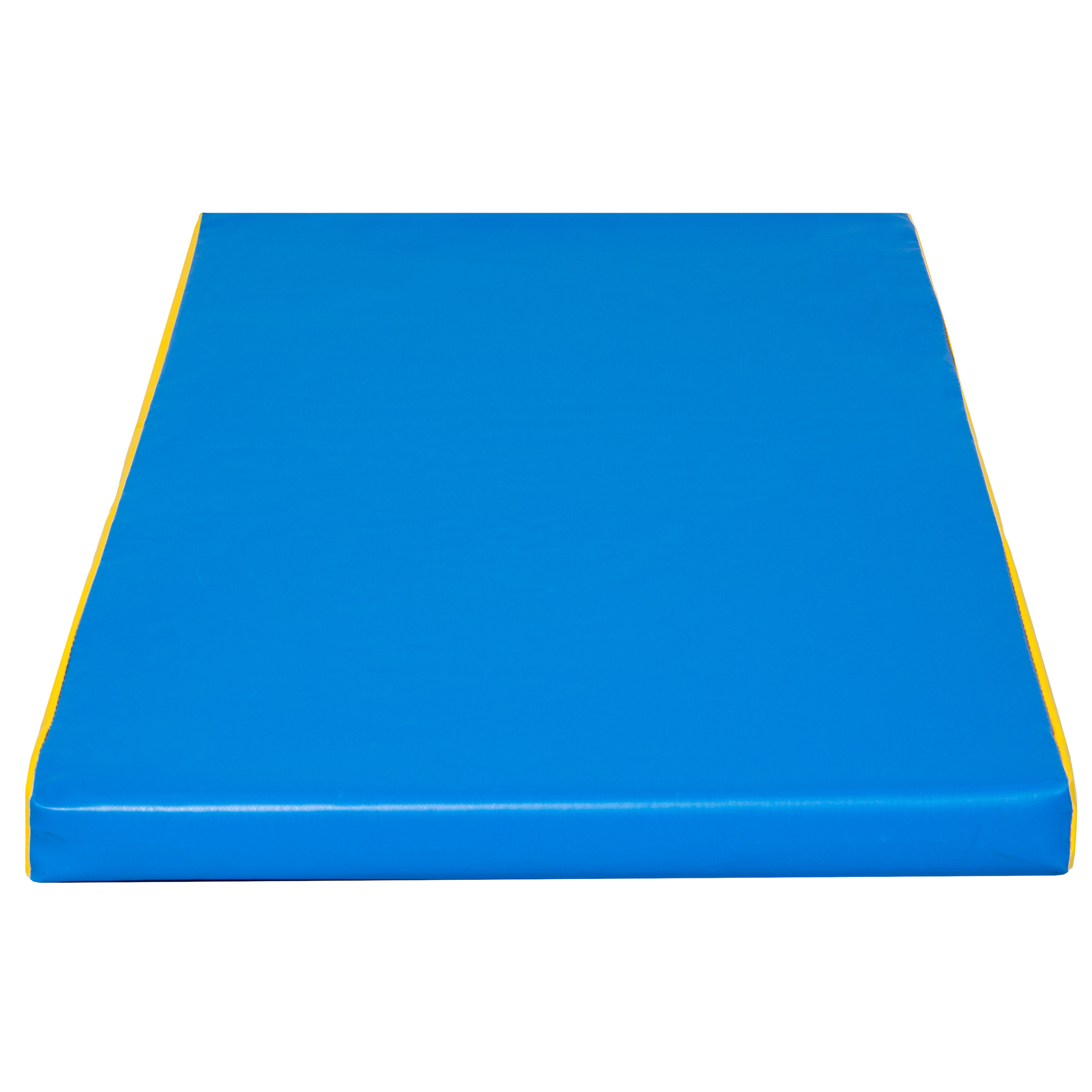 fitness for itm tumbling mats panel gymnastic home gym thick folding mat gymnastics