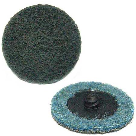 ARC ABRASIVES 59363 Locking Conditioning Disc, AlO, 3in, VF, TR