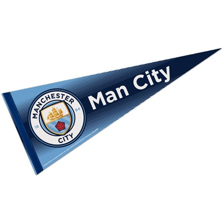 Manchester City FC Pennant](Party City Manchester Ct)