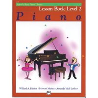 Alfred's Basic Piano Library: Alfred's Basic Piano Library Lesson Book, Bk 2 (Paperback)