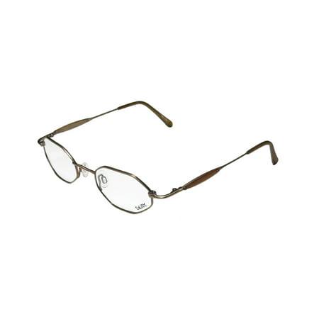 New Enjoy By Rodenstock 5711 Mens/Womens Designer Full-Rim Matte Brown Designer In Style Frame Demo Lenses 47-21-140 (Best Spectacles Frames For Men)