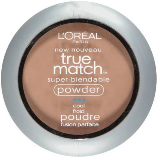 L'Oreal Paris True Match Super Blendable Pressed Powder