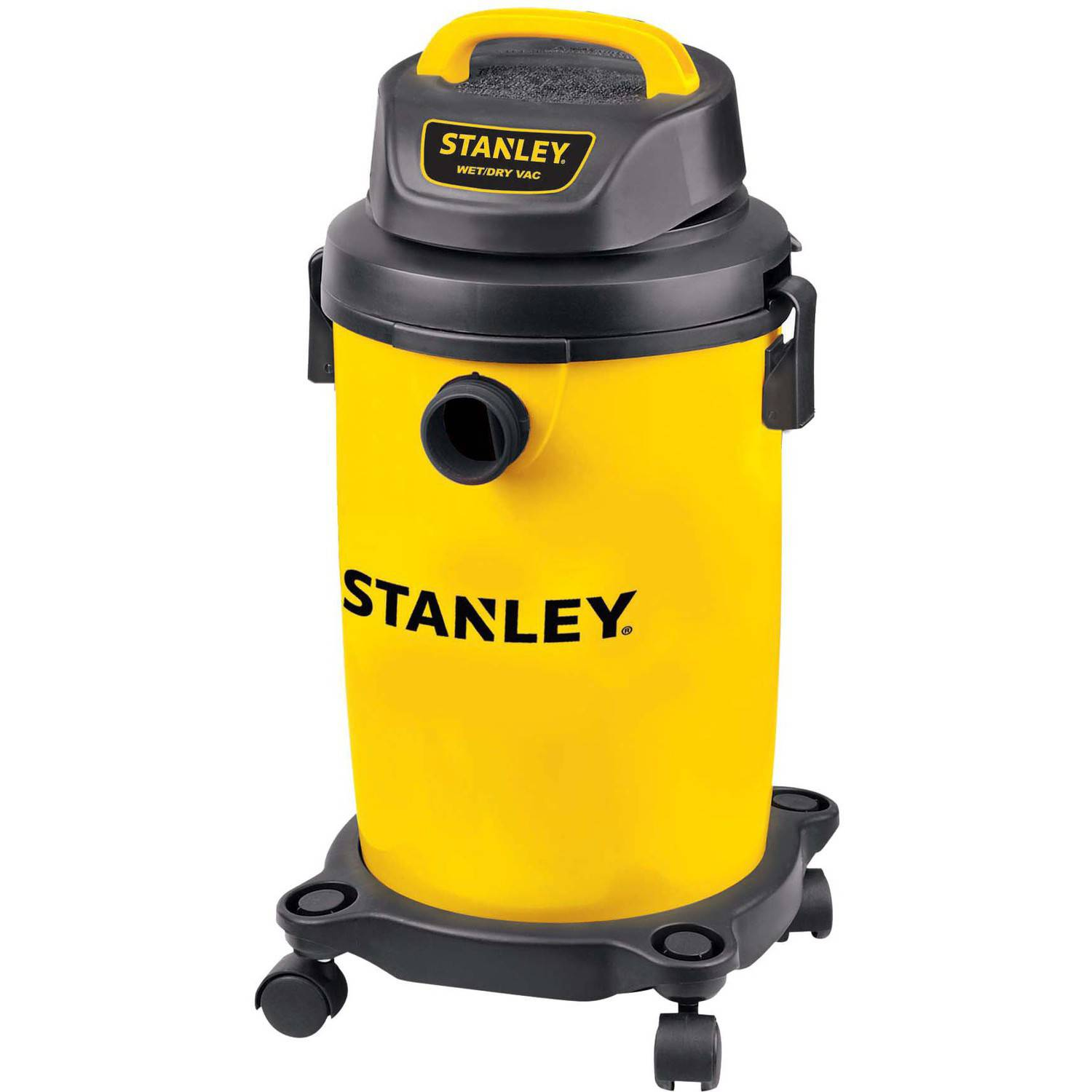 Stanley 4.5-gallon, 4.5-peak horse power, wet dry vacuum