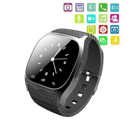 Smart Wrist Watch Phone Mate For Ios Android Cell Phone Bluetooth On Sale