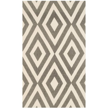 Safavieh Cedar Brook 5' X 8' Handmade Jute Pile Rug in Ivory and Gray - image 2 de 8