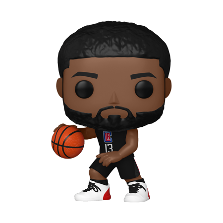 Funko POP! NBA: LA Clippers - Paul George (Alternate)