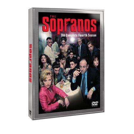 The Sopranos: The Complete Fourth Season (DVD) ()