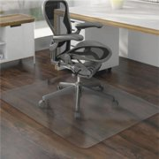 "Ktaxon 36"" x 48"" PVC Chair Floor Mat Home Office Protector For Hard Wood Floors"