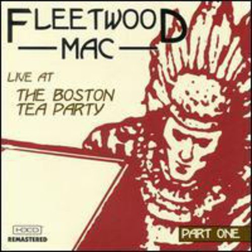 """Fleetwood Mac: Peter Green, Jeremy Spencer, Danny Kirwan (vocals, guitar); John McVie (bass); Mick Fleetwood (drums).<BR>Recorded at the Boston Tea Party, Boston, Massachusetts on February 5-7, 1970.  Includes liner notes by Roger Dopson.<BR>All tracks have been digitally remastered using HDCD technology.<BR>Perhaps the definitive live document of the original Fleetwood Mac, LIVE AT THE BOSTON TEA PARTY was recorded at a crucial point in the band's history.  By 1970, Fleetwood Mac (the blues-based, Peter Green-led version, not the later pop aggregation) had achieved fame both in their native U.K. and in the U.S., and their pioneering blues-rock was beginning to be influenced by American groups like the Grateful Dead (as evidenced by the extended jams on BOSTON TEA PARTY). They were also about to fall apart, as Green was headed towards a mental breakdown and eventual abandonment of his group. This three-volume series, then, could be seen as something of a swan song.<BR>On this first volume, the smoldering minor-key blues of Green's """"Black Magic Woman"""" (made famous by Santana's cover version) moves neatly into the slow, aching blues of """"Jumping At Shadows,"""" written by Mac pal Duster Bennett.  """"The Green Manalishi"""" echoes what were the growing spiritual concerns of Green, who had forsaken Judaism for Christianity, and continued to explore religion. The centerpiece is a 24-minute workout on """"Rattlesnake Shake,"""" which highlights the improvisatory abilities of guitarists Green, Danny Kirwan and Jeremy Spencer."""