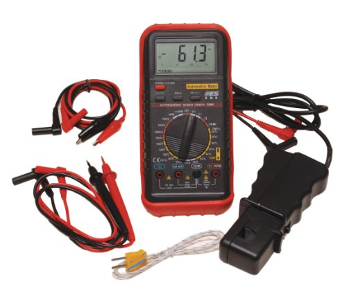 Electronic Specialties 585K Deluxe Multimeter Kit - Autom...