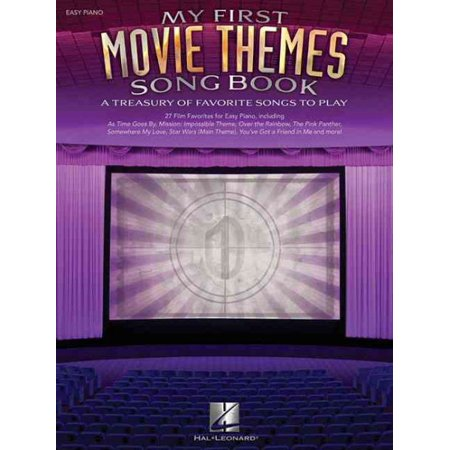 My First Movie Themes Song Book : A Treasury of Favorite Songs to Play - Halloween The Movie Theme Song