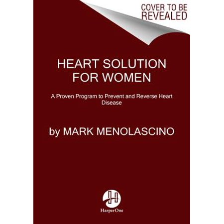 Heart Solution for Women : A Proven Program to Prevent and Reverse Heart - Womens Heart Disease Ribbon