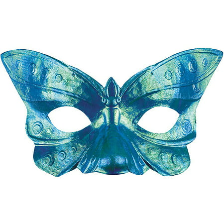 Butterfly Iridescent Eye Mask Halloween Accessory (Many Eyes Halloween)