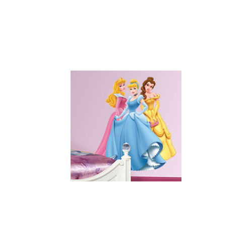 Fathead Aurora, Cinderella and Belle Wall Decal