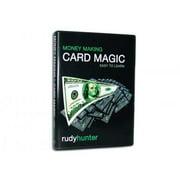 Magic Makers Money Making Card Magic