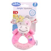 Baby Soft Rattles Shaker | Infant Developmental Hand Grip Baby Toys for 3 6 9 13 Months and Newborn Gift