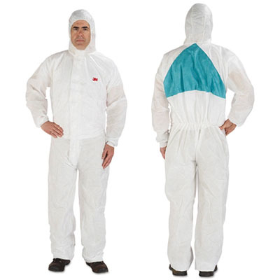 Disposable Protective Coveralls MMM4520BLKXXL