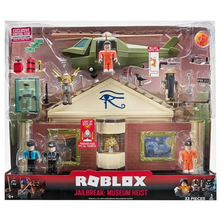 Roblox Deluxe Playset - Jailbreak: Museum Heist