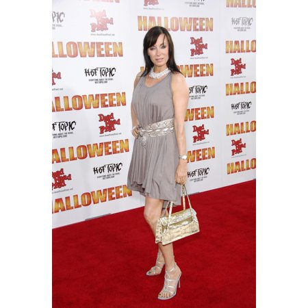 Tanya Newbould At Arrivals For Premiere Of Rob ZombieS Halloween GraumanS Chinese Theatre Los Angeles Ca August 23 2007 Photo By Michael GermanaEverett Collection Celebrity - Celebrity Halloween Party Los Angeles