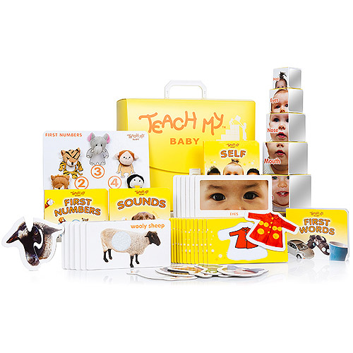 Teach My Baby All-in-One Learning Kit