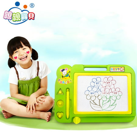 Children Educational Toy Sketch Pad Magnetic Drawing Writing Board for Boys and Girls Random