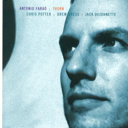 Antonio Farao - Thorn [CD]
