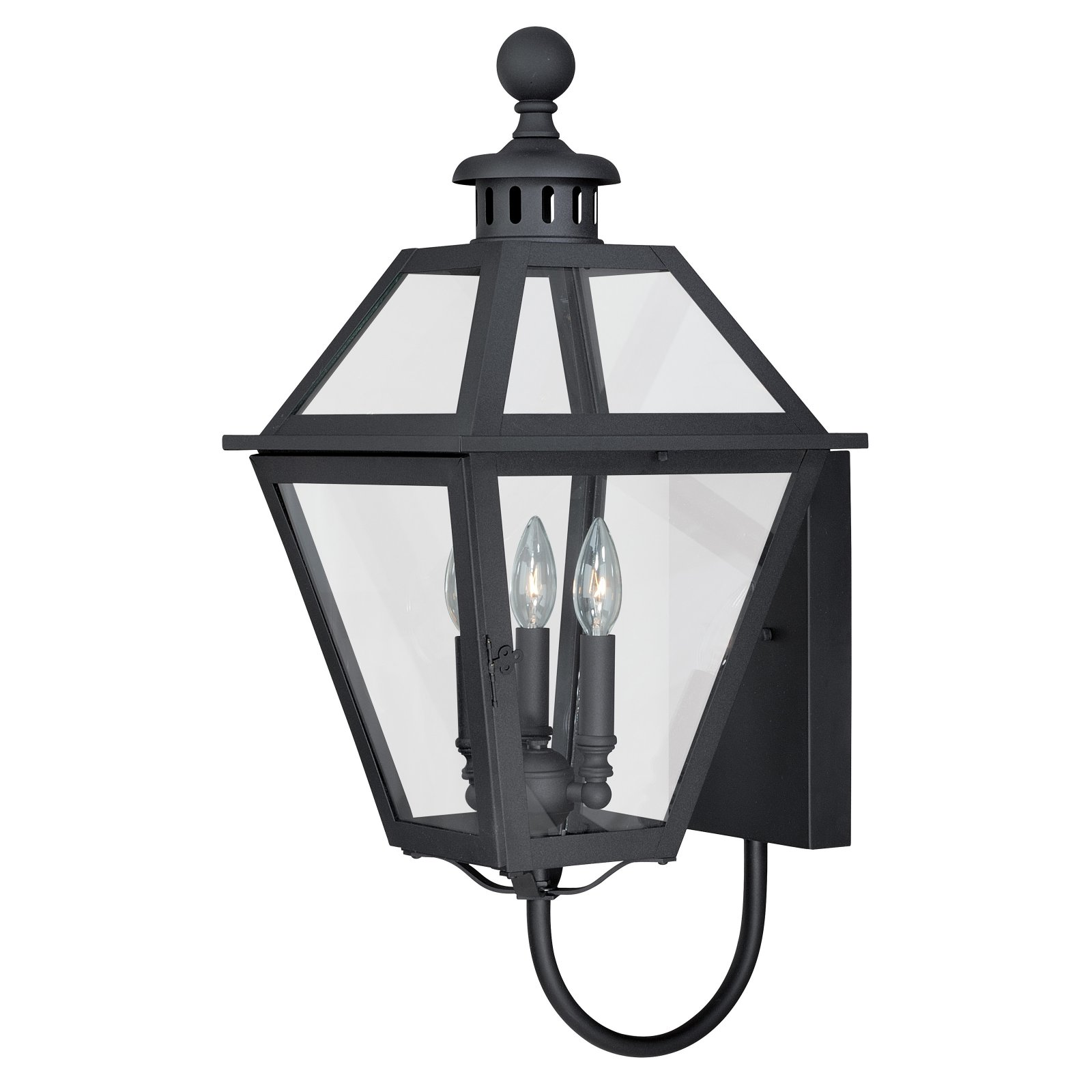 Vaxcel Nottingham T0079/80 Outdoor Wall Sconce