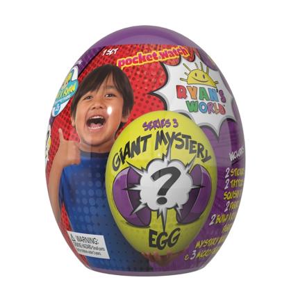 Ryans World Giant Mystery Egg - 3