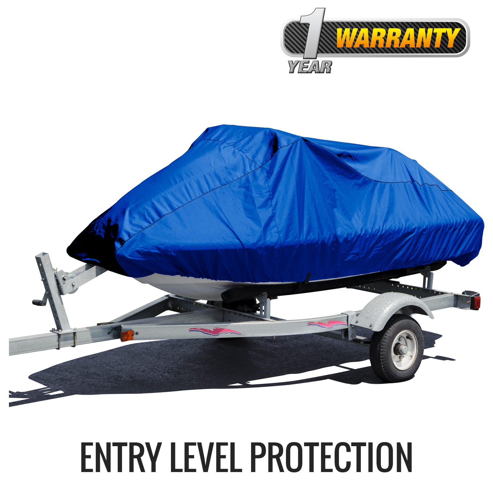 "Budge 2 Stroke Jet Ski Cover, Size PW-2: 116"" to 135"" 2-Stroke by Budge Industries"